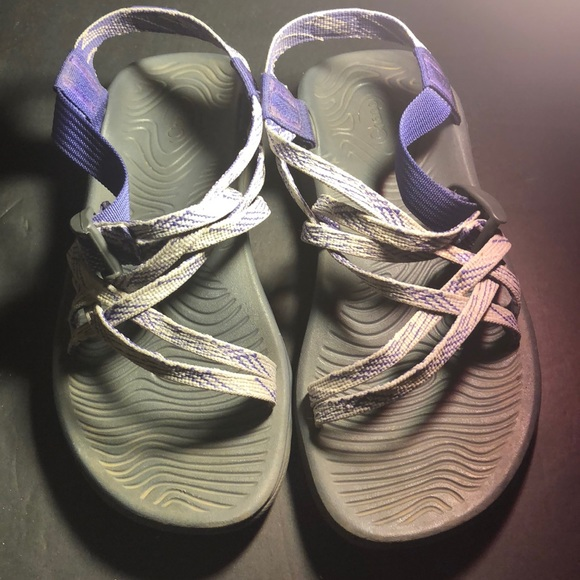 40b469c2b85b Chaco Shoes - Chaco Women s Zvolv X Sandal Lavender Liberty 8